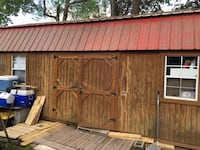 GRACELAND SHED 12x24' Great condition with no leaks or rotting! Excellent for storage or a Tiny House! Still valued at $7000. Don't miss out on this Great deal! Charleston
