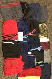 Boys size 10/12 athletic, windbreaker, and sweat pants Sonora, 42776