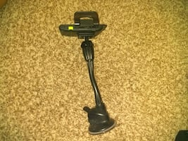 Automobile GPS/Cell Phone Holder.
