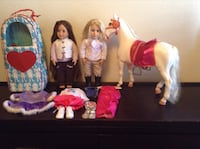 My generation dolls and accessories Sumner, 98390