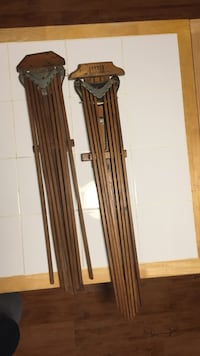 Antique clothes drying racks, good condition  Sykesville, 21784