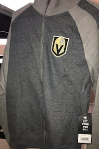 Las Vegas Golden Knights zip up sweater  Las Vegas, 89183