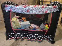 Kids items, pack and play