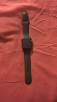 Black apple watch with black sports band Brookeville, 20833