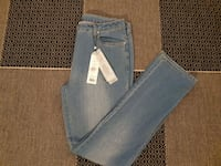 Jeans byxor stretch  NYA st.44 Lessebo, 360 50