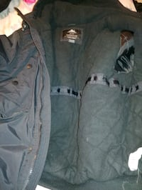 gray and black zip-up jacket Mississauga, L5N 8M2