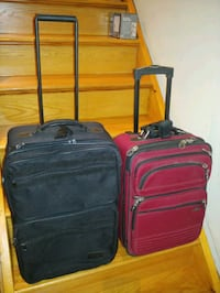 CARRY on LUGGAGES like new Aurora, L4G 7P7