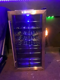 Newair Wine cooler with compressor Huber Heights, 45424