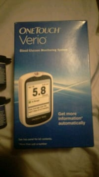 OneTouch Verio Blood Glucose Monitoring System Edmonton, T5G