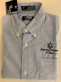 School Uniforms Shirts Athenian Academy of Pasco NEW PRT RCHY, 34655