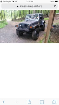 Jeep - Wrangler - 1997 Winchester, 22601