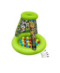 NEW IN BOX TMNT color and play playground Oakville