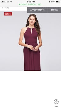 Bridesmaid dress Sullivan, 44880