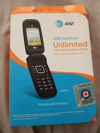 AT&T Activated LG GoPhone - 2 AVAILABLE  Redding