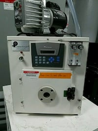 PE-50 Compact Benchtop Plasma Cleaning System Mississauga