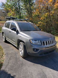 2012 Jeep Compass 4x4 Knoxville