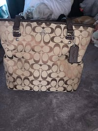 Authentic coach purse  Lauderdale-by-the-Sea, 33308