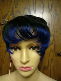 100 percent human hair wig brand new New Hope