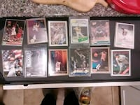 assorted baseball trading card collection Oakland, 94601