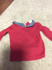 JUST REDUCED  MORE   red top 12-18 m  Rockville