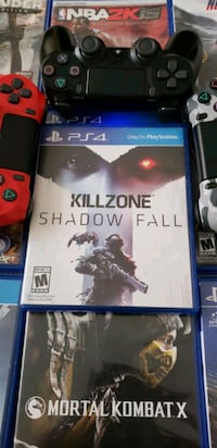 PS4 Killzone Shadow Fall Merkez, 54800