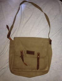 Messenger bag w/ world famous logo green Prince George, V2N 5P6