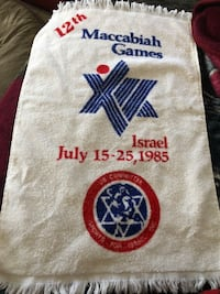 12th maccabiah games Iseal  Los Angeles, 90044