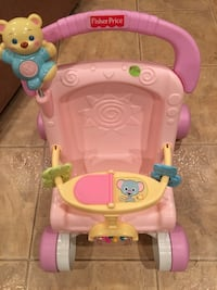 Little girls baby doll activity stroller Columbia, 29209