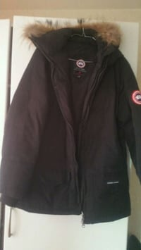 svart North Face zip-up jacka Göteborg, 415 17