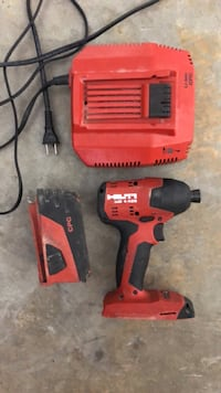 Hilti Impact Drill with charger and battery Port Moody, V3H 4W7