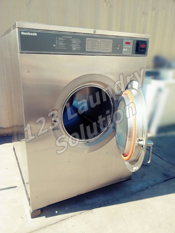Commercial Huebsch Washer Card OPL Used