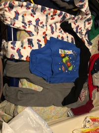 toddler's assorted clothes Clearfield, 84015