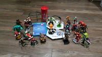 Disney Infinity game and characters for WII U Whitby, L1R 0J9
