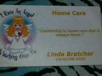 home care in Anne Arundel county  Odenton, 21113
