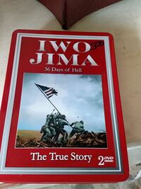 Iwo Jima Dvd set  Eagle Point, 97524
