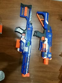 NERF 2 guns Blackfalds, T0M 0J0