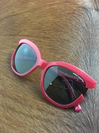 pink framed Ray-Ban sunglasses Norcross, 30071
