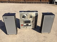 Sony tc-630 stereo tapecorder, mint cond