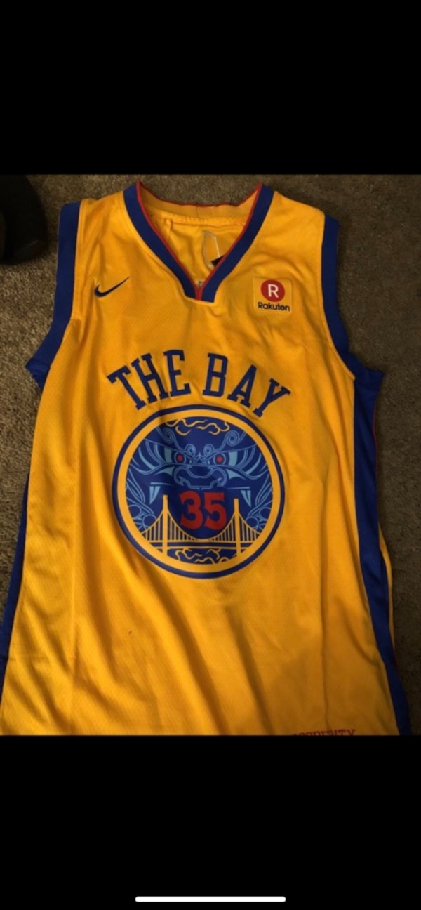 on sale 39e24 d8099 Kevin Durant Chinese New Year Jersey