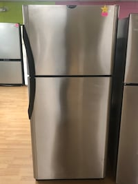 Stainless Steel Frigidaire Top Freezer Refrigerator  Woodbridge, 22191