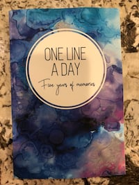 One Line a Day - Five Years of Memories Journal  Wayne, 07470