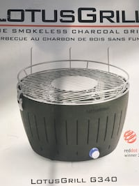 Lotus Smokeless Grill - NEVER USED North Vancouver, V7L 1B8