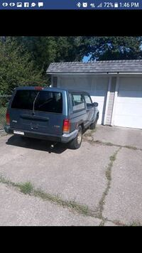 99 jeep Cherokee  standard  Willoughby, 44094