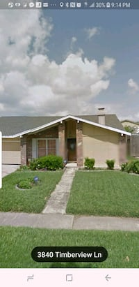 HOUSE For Rent 3BR 2BA Gretna