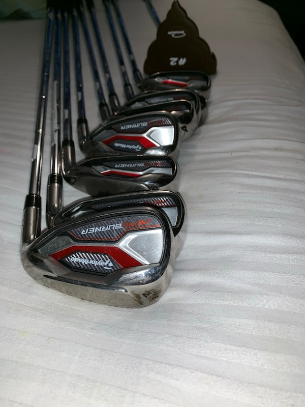 used taylormade drivers near me