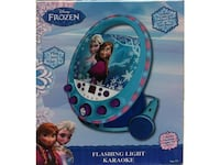 Frozen Fantastical Karaoke brand new in box