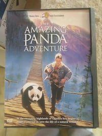 The Amazing Panda Adventure DVD case Las Cruces, 88007