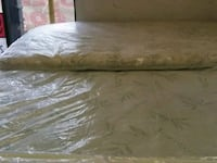 Queen Bed. Mattress & Box Spring - Free Delivery