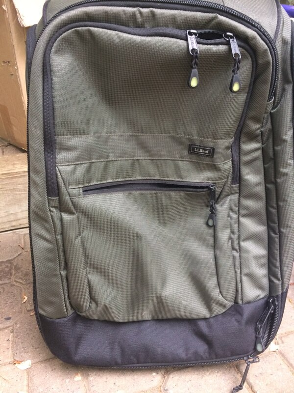 ll bean carry on case