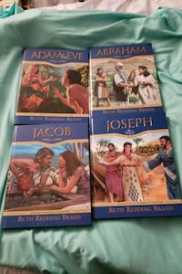 Bible stories set of 4 Silver Spring